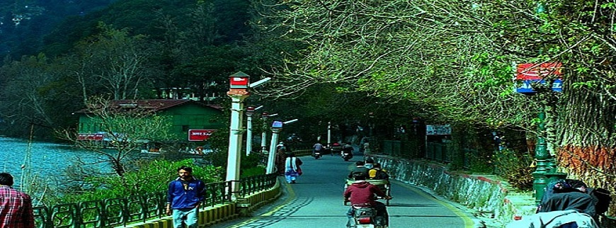 Delhi Nainital Weekend Tour