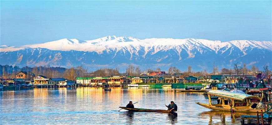 Short Escape in Kashmir – HoneyMoon Special
