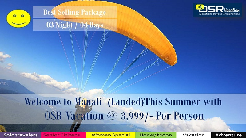 Manali Honeymoon Packages by Volvo
