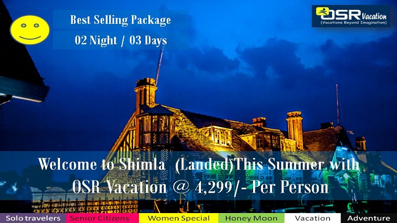 Shimla Short Escape