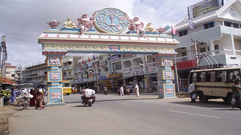 Puttaparthi Weekend Tour