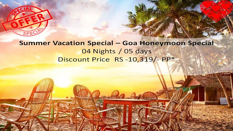 ROMANTIC GOA Tour – Honey Moon Special