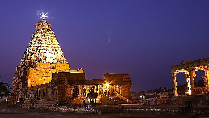 Thanjavur Weekend Tour