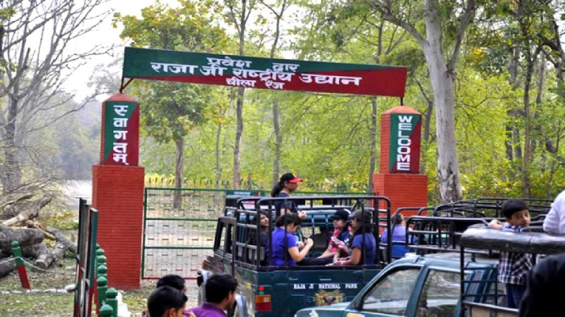 Chandigarh Rajaji National Park weekend Tour