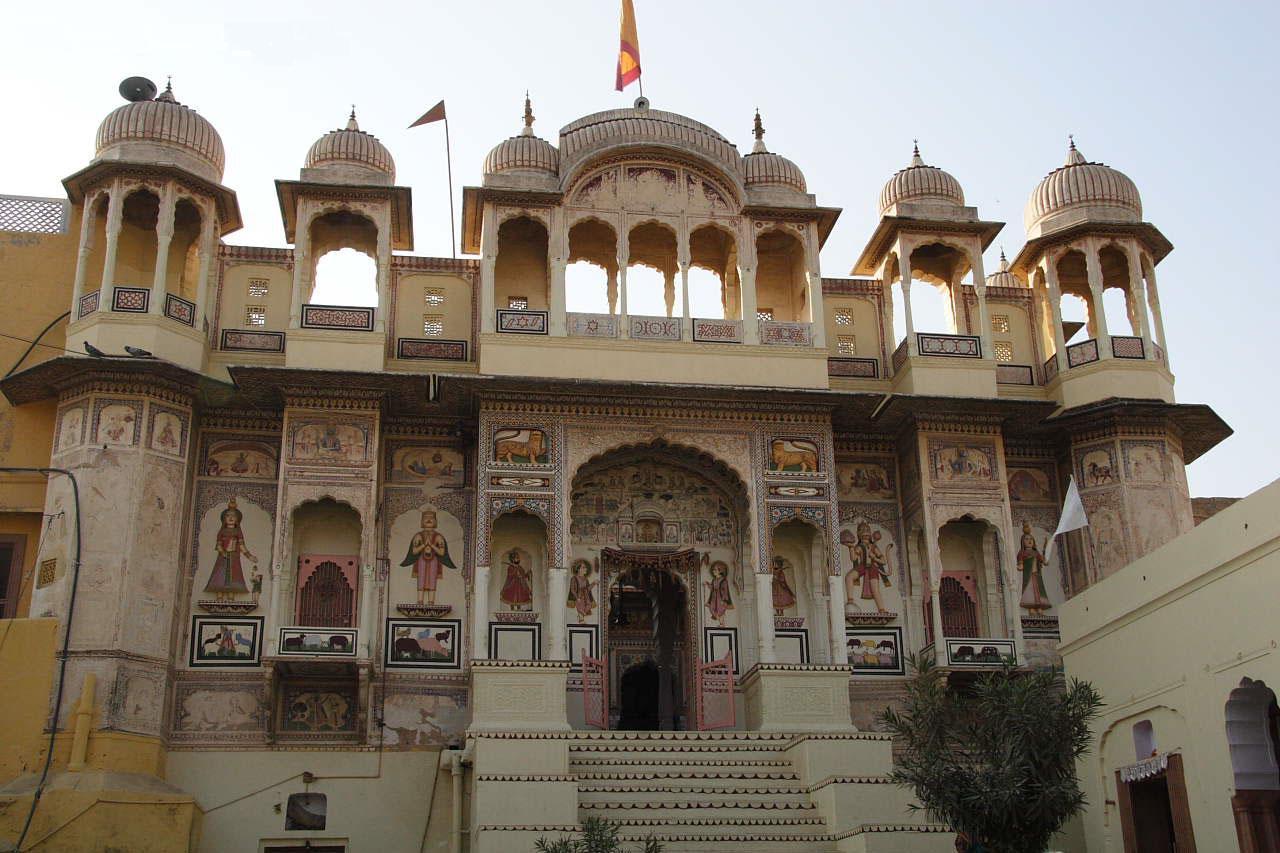 Jaipur-Mandawa Weekend Tour