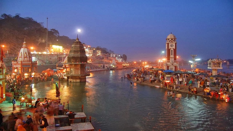Chandigarh Haridwar Rishikesh Weekend Tour