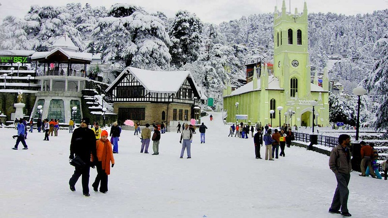 Chandigarh Manali Weekend Tour