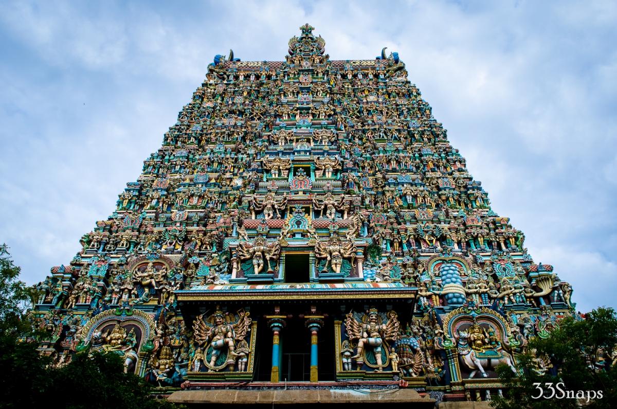 Madurai Tour From Cochin