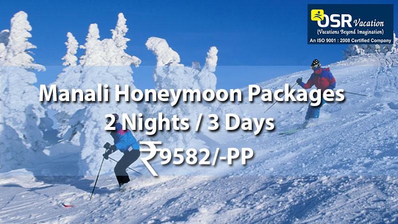 Manali Shimla Honeymoon Packages by Car