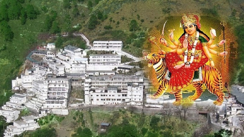 vaishno devi darshan by helicopter with Shri Mata Vaishno Devi on Mesmerizing Experience Of Kailash likewise E4b2dsDFwDw in addition Shree Rama Temple further Jay Maa Saraswati further History of the shrine.